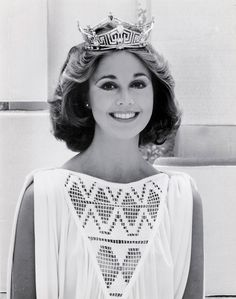 Susan Perkins Miss America 1978 from        Middletown ,Ohio