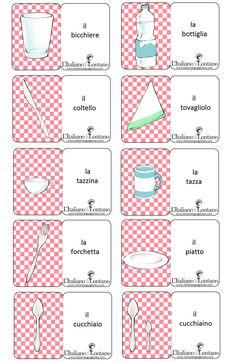 Tutti a tavola! #italianlanguage #italianlesson #linguaitaliana