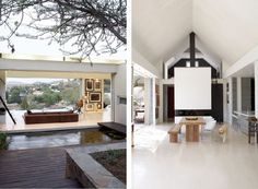 house in Namibia | architecture: Leon Barnard