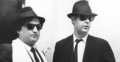 A look back at The Blues Brothers (the music more than the movie).