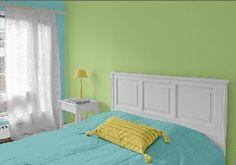 Die 15 Besten Bilder Auf Farbgestaltung Schlafzimmer Wall