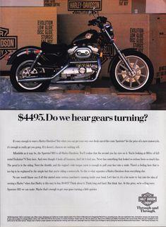 Harley+Davidson+Advertisement+Vintage+Magazine+AD