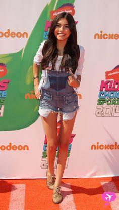 Madison Beer Has Fun At The Nickelodeon Kids Choice Sports Awards