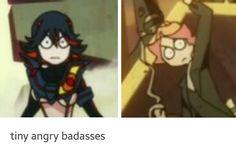 Tiny badass tomboys