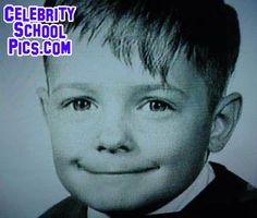 Michael J. Fox - Celebrity School Pic