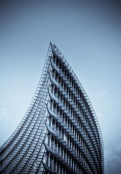 ♀ Modern architecture exterior - Sky cutter by Abdullateef Al-Fouraih