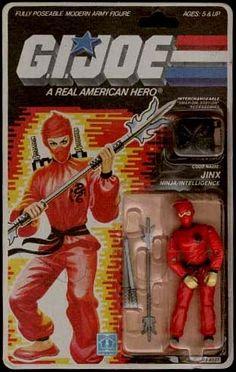 G.I. Joe: Jinx (1987)