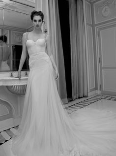 Are these the sexiest wedding dresses on the planet? Inbal Dror 2013 Wedding Dress Collection via Bridal Musings