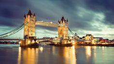 伦敦大桥  #世界风光# #唯美#
