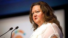Mining magnate Gina Rinehart lost $7.15 billion in the past year, according the BRW Rich 200 list.