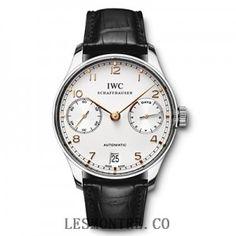 IWC Portuguese Automatique Homme Montre W500114