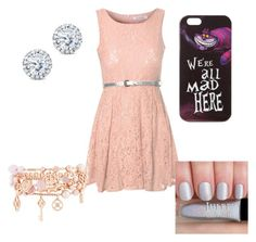 """Bege"" by thamirestuti on Polyvore"