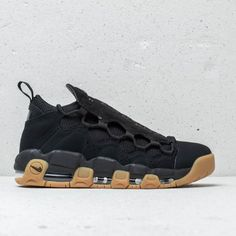 1d1db32972a Nike Air More Money Black  Black-Gum Light Brown nagyszerű árakon 42 212 Ft  vásárolj a Footshopban