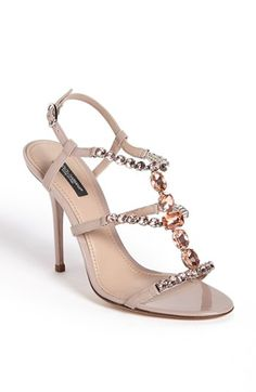 Sophisticated Style | Serafini Amelia| Dolce&Gabbana Jewel Sandal available at #Nordstrom