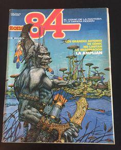 Zona 84 número 4 - Comprar en Comic Manía