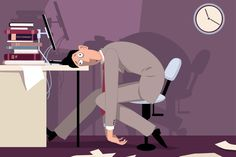 Stress at work is often overlooked. Here is a few medical issues that many people do not realise can be triggered or made worse by excessive stress.