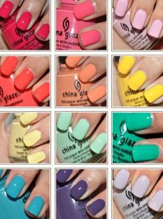 China Glaze Daze. Gonna hunt for this! <3