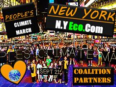 #PEOPLESCLIMATE #NYNYECO #SWD #GREEN2STAY In New York City there will be an unprecedented climate mobilisation – in size, ... We want this moment to be about us – the people who are standing up in our ... http://www.newyorknyeco.com/ http://peoplesclimate.org/