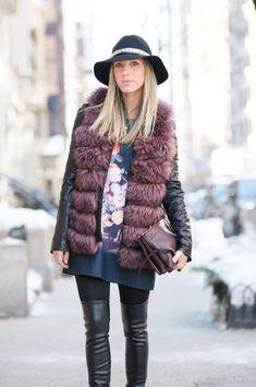 Glam4You por Nati Vozza | Meu Look: Boho in NYC