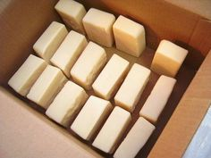 Sweet almond oil creates a silky smooth, cold-process soap that suits all skin types. Sweet almond oil has almost no discernible scent and is an emollient-rich mid-weight oil that is used in many natural body care recipes. Almond Oil Uses, Sweet Almond Oil, Coconut Oil Soap, Homemade Soap Recipes, Cold Press Soap Recipes, Lavender Soap, Perfume, Homemade Beauty Products, Diy Products