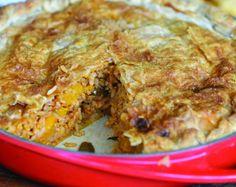 Gourmet Today - Easy as pie! Pippa Mattei's tuna and pumpkin pie is a winner