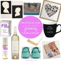 Oh Lovely Day Mother's Day Gift Guide + Giveaway
