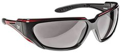 Dice Sonnenbrille, Black Red, One Size, D01440-4