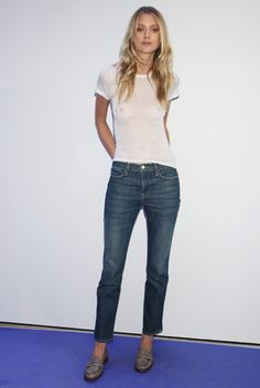 Frame Denim RTW Spring 2014 - Slideshow