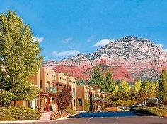 Southwest Inn at Sedona ~ Great place to stay!!