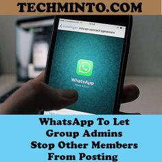 #technology #techminto #technews #technologymatters #tech #technologyupdate #uptodate #dailynews #latesttechnology #whatsapp #groupadmin #post #markzuckerberg