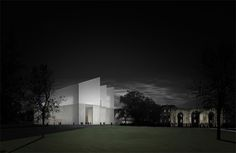 MUSEU DE BELAS ARTES EM REIMS | Design Magazine