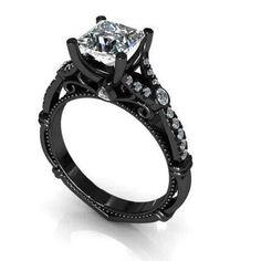 black and diamond