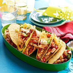 http://www.rachaelraymag.com/recipes/special-recipe-collections/taco-recipes/easy-taco-recipes/11/