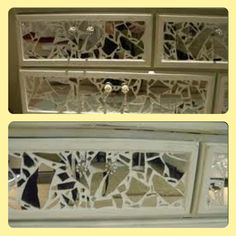 1000 Images About Diy Mirrored Bedroom Furniture On