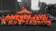 Excelente entrenamiento de 30k #RoadRunnersChile #Runners #Triatletas