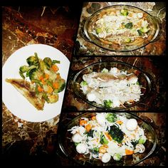 Flavour in Romanian Cuisine: Fish and Veggies