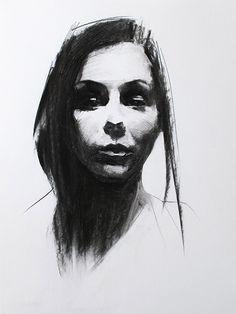https://www.behance.net/gallery/17071349/Charcoal-Portrait-Studies