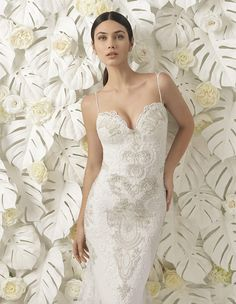 Spanish bridal brand Rosa Clara has designed dresses for over 25 years. Loved by Spains top celebrities they are the ultimate in stylish European Design