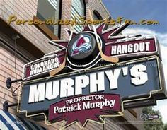 avalanche hockey pub the sports hangout of the colorado avalanche