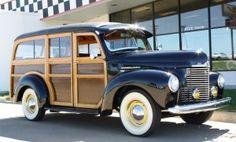 1948 International KB-1 Woody Station Wagon - Happy Days Dream Cars