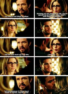 """""""...before he is lost to you forever"""" // Felicity, Oliver & Ra's #Arrow #Olicity #3x20"""