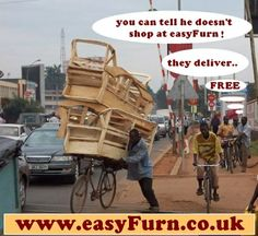 Free delivery from www.easyfurn.co.uk