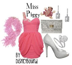 Miss Piggy from The Muppets