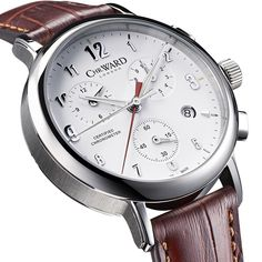 C30 Malvern Chronometer by Christopher Ward - C30-COSC-SWT