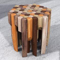 Мебель ручной работы. Ярмарка Мастеров - ручная работа. Купить Кофейный столик HEX. Handmade. Комбинированный, стиль лофт, столик