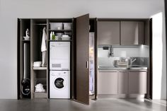 Modern Compact Kitchen Ideas