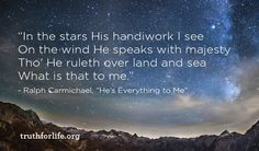 He's Everything to Me by Ralph Carmichael