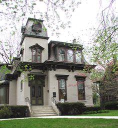 Second Empire!! - The Benton House, Historic Irvington, Indianapolis, IN