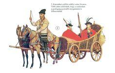Transylvanian war wagon, 17th century