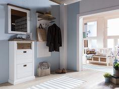 Kleiderschrank Fenix Garderobe Möbel Schrank Mit Kleiderstange 07 Last Style Möbel & Wohnen